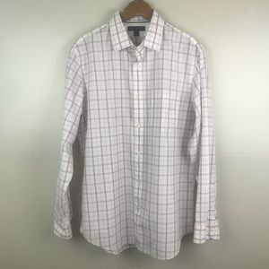 BANANA REPUBLIC Classic Fit No Iron Dress Shirt